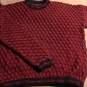 Vintage Tundra Canada Cotton Sweater EUC  sz L